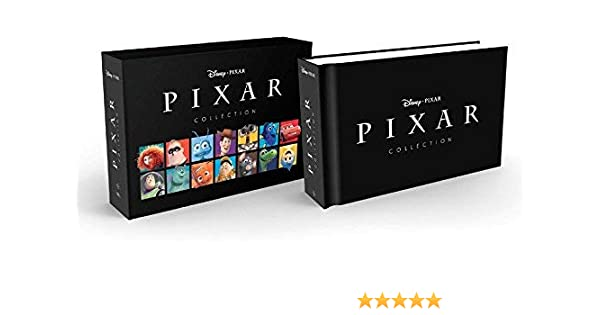 Disney Pixar Collection - 17-Disc Box Set Toy Story / A Bugs Life / Toy Story 2 / Monsters, Inc. / Finding Nemo / The Incredibles / Cars Origen Sueco, ...