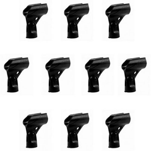 Shure A25DM Mic Stand Adapter - 10 Pack