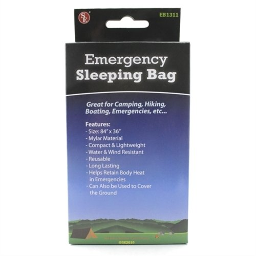 Mayday Solar Sleeping Bag