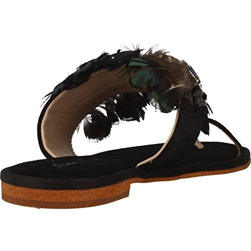 Negro Para Y Chanclas Pena V18553 Sandalias En Negro Alma Mujer Marca Mujer Color Modelo qXTwOU