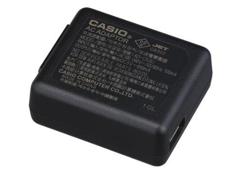 CASIO Digital Camera USB-AC adaptor Charger AD-C53U (Casio Camera Tr100)
