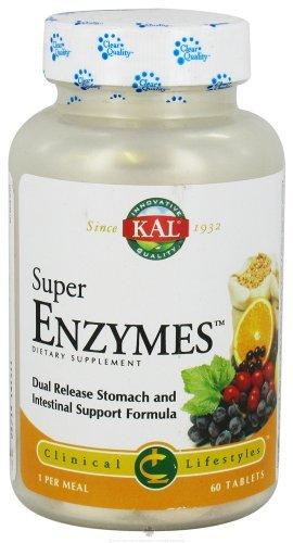 Kal Super Enzymes - 60 Tablets