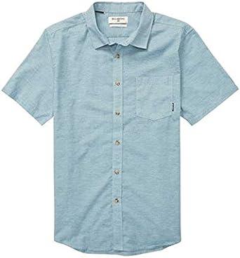 Billabong All Day Helix - Camiseta de manga corta para hombre: Amazon.es: Ropa y accesorios