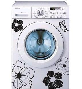 Sticker - Flores pegatina para decorar la cocina o el baño ...