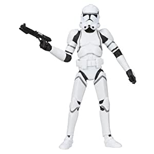 Star Wars The Black Series 41st Elite Corps Clone Trooper Figure 3.75 Inches