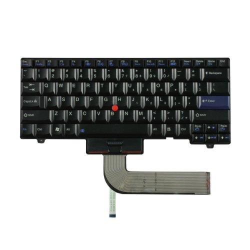 UPC 633643395624, Keyboard for Lenovo IBM Thinkpad L410 L412 L420 L510 L512 L520 SL410 SL510 Black US Layout