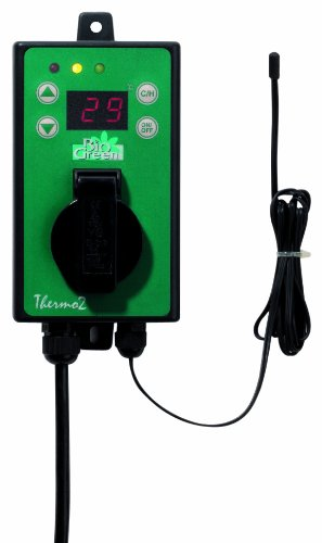 Bio Green TER2/GB Thermo 2 Digital Thermstat with Summer/Winter Function