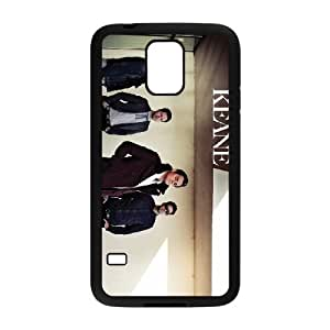 Samsung Galaxy S5 Cell Phone Case Covers Black Keane FLQ Custom Phone Cases