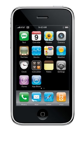 Apple iPhone 3G 16GB (Black) - AT&T