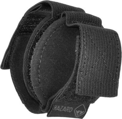 Hazard 4 Nightcrawler Universal Flashlight Multi-Mount for Modular Caps/Bags, Black by HAZARD 4 [並行輸入品] B01KKF3RIQ