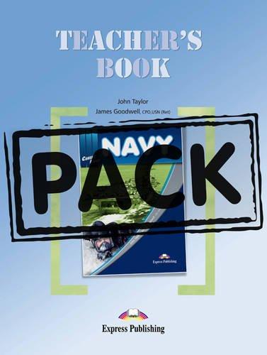 Career Paths - Navy: Teacher's Pack 1 (International) ebook