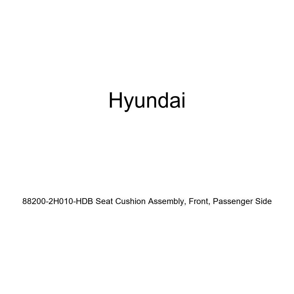 Passenger Side Front Genuine Hyundai 88200-2H010-HDB Seat Cushion Assembly