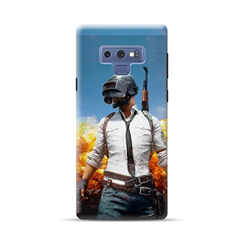 Pubg Samsung galaxy case Pubg phone case s9 Plus note 9 8 s8 s7 edge s6 s5 s4 cover art gift hard plastic silicone freefire vs pubg lover dinner battleground (Samsung S7 Edge Vs S6 Edge Plus)