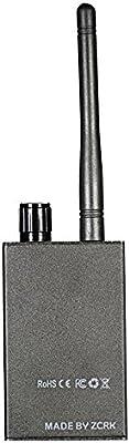 Radio Detector KKmoon Multi-Functional Full-Range RF Wireless Signal Radio Detector Camera Auto-Detection Tracer Finder 1MHz-8GHz Range Adjustable Sensitivity