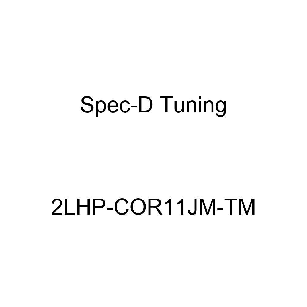 Spec-D Tuning 2LHP-COR11JM-TM Black Projector Headlight Housing