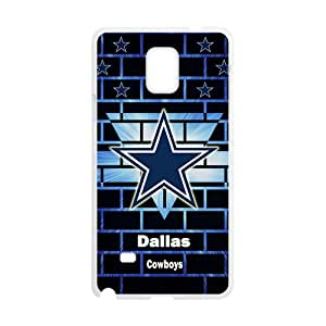 The Dallas Cowboy Cell Phone Case for Samsung Galaxy Note4