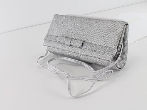 Max Silver Ellie Bag and Occasion rPCxrwpT1q