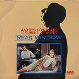 Rear Window LASERDISC (NOT A DVD!!!) (Full Screen Format) Format: Laser Disc