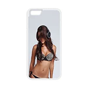 iPhone 6 4.7 Inch Cell Phone Case White hb05 melanie iglesia sexy woman Jsbxn