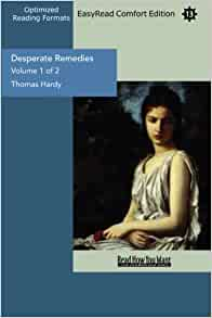 Desperate Remedies by Thomas Hardy (1998, Paperback)