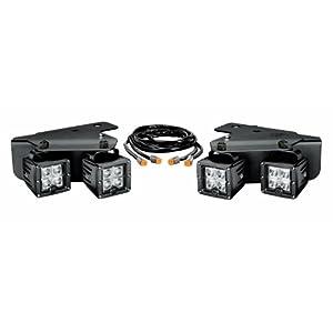 wiring harness for kc lights automotive parts online com kc hilites 341 c3 led bumper light system harness for ford svt raptor