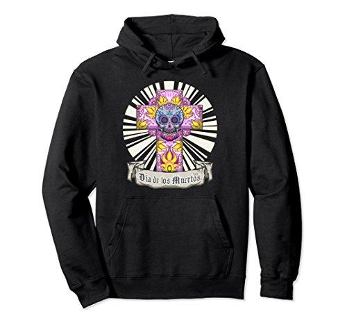 Sugar Skull Hoodie, Dia de los Muertos, Day of the Dead