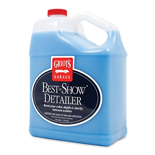 Griot's Garage 11042 Best of Show Instant Detailer 1 - Paint Chrome Instant