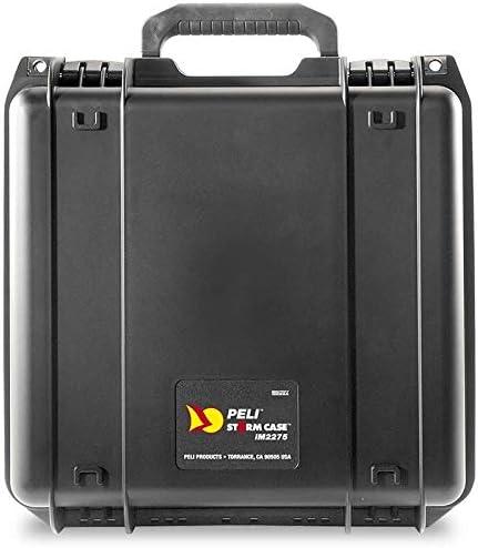 Comes with Foam. Black Pelican iM2275 Case