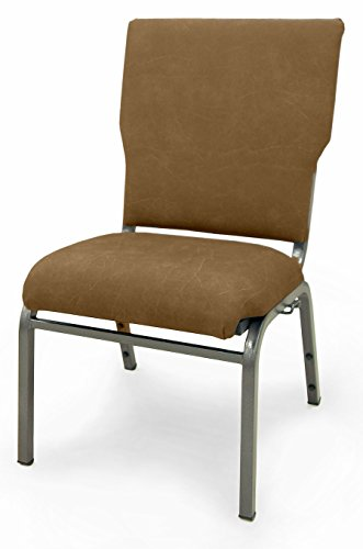 McCourt 039-10600 Auditorium Stack Chair, Vinyl, Single, (10600 Single)