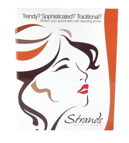 Strands Color Book by Strands Color