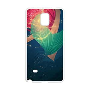 Aesthetic mermaid Cell Phone Case for Samsung Galaxy Note4