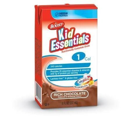 Kid Essentials, Chocolate, 27 Units 237 ml (Complete Nutrition Whey Protein)