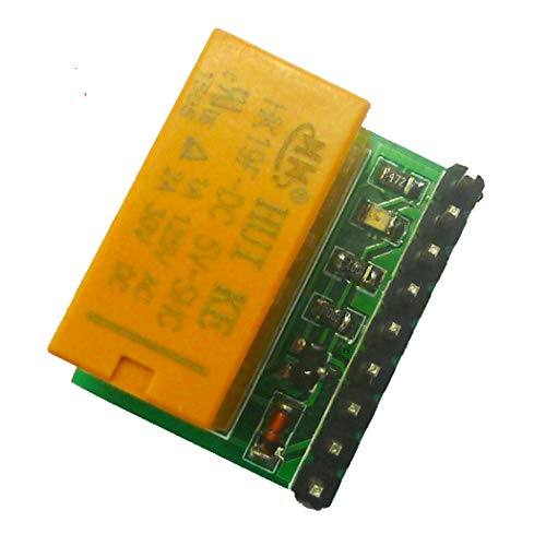 Polarity Reversal Relay - Eletechsup DC 12V DPDT Signal Relay Board Dual Channel selector Switch Module for Stereo Audio Motor Polarity Reversal PLC