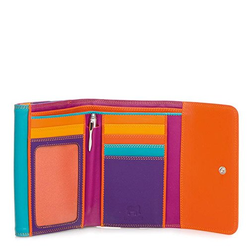 Mywalit leather wallet - double flap 250-115