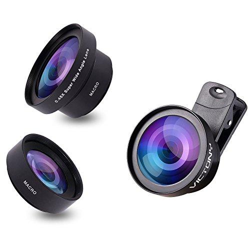 VICTONY Camera Universal Diameter Samsung