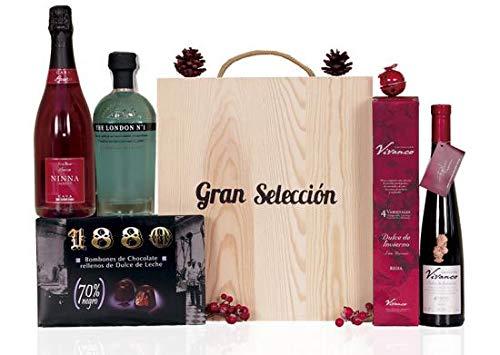 Pack navideño especial GIN TONIC con GINEBRA PREMIUM, cava y ...
