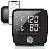 MOCACuff - Connected Wrist Blood Pressure Monitior (iOS/Android)