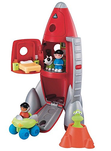Early Learning Centre Figurines Happy land Rocket