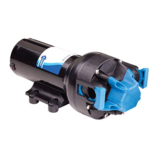 Jabsco PAR-Max Plus Automatic Water System Pump - 6.0GPM - 60psi - 24VDC