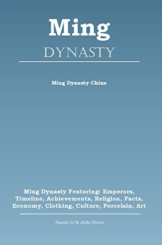Ming Dynasty. Ming Dynasty China. Ming Dynasty Featuring: Emperors, Timeline, Achievements, Religion, Facts, Economy, Clothing, Culture, Porcelain, Art, and More
