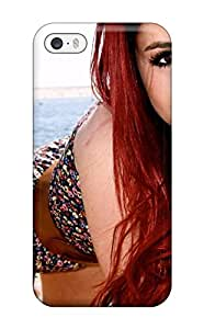Frank J. Underwood's Shop 6392000K70109517 Ideal Case Cover For Iphone 5/5s(ariana Grande), Protective Stylish Case