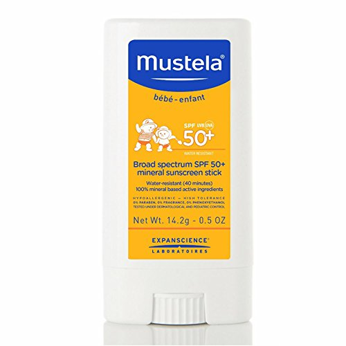 Mustela Spectrum Sunscreen Resistant Protection
