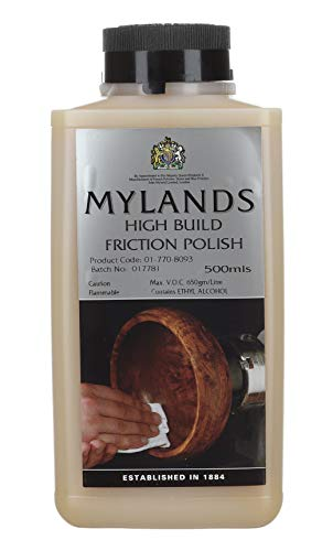 Mylands High Build Friction Polish, 500 ml