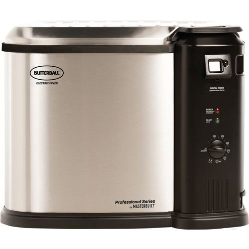 Masterbuilt Butterball 20 lb XL Electric Turkey Fryer by Masterbuilt !