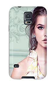 Tpu JohnAHerrera Shockproof Scratcheproof Barbara Palvin 14 Hard Case Cover For Galaxy S5