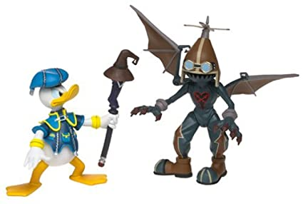 amazon com kingdom hearts donald duck with air soldier by kingdon