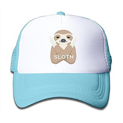 Mako Sloth Is My Spirit Animal Poster Mesh Caps/Snapback Hats/Baseball Caps/Caps/Hats For Kids - Sloth Caps