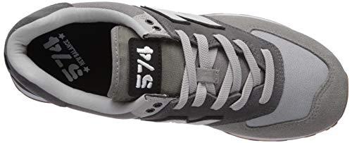 heren Balance Marblehead zwart 574v2 New sneakers T70xOqqw