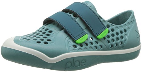 PLAE Unisex Mimo Water Shoe, Dusty Turquoise, 11 Regular US Little Kid