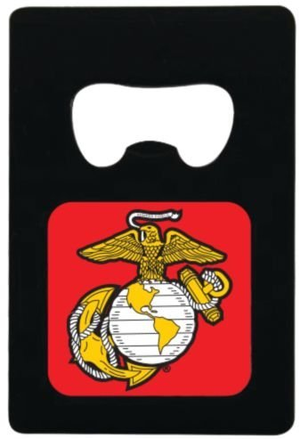 Magnetic Bottle Opener Military Gifts ()